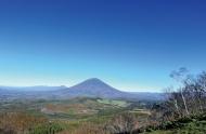 橇負山からの眺望