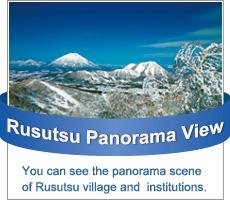 Rusutsu Panorama View
